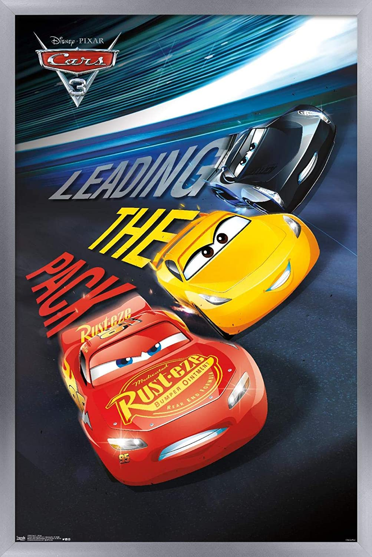 Amazon Com Trends International Disney Cars 3 Group Wall Poster