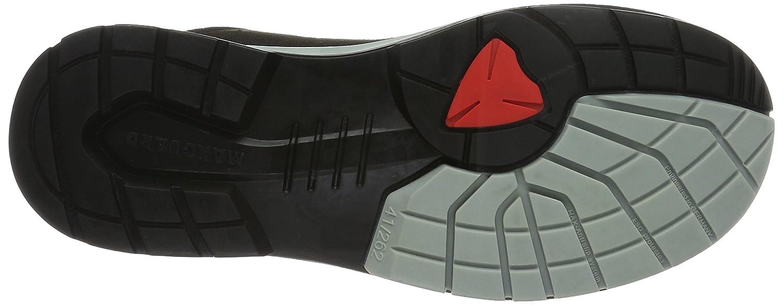 Maxguard Unisex-Erwachsene P305 Percy P305 Unisex-Erwachsene Sicherheitsschuhe Schwarz (Schwarz) 65c538