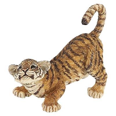 Papo 50183 - Figurine - Animaux - Bébé Tigre Jouant
