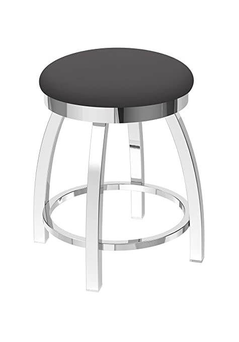Excellent Holland Bar Stool Co 802 Misha Swivel Vanity Stool 18 Seat Height Canter Storm Creativecarmelina Interior Chair Design Creativecarmelinacom