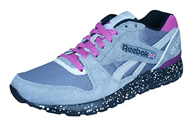 cd7fa66bc Reebok Classic GL 6000 Trail Mens Sneakers Shoes-Grey-8.5