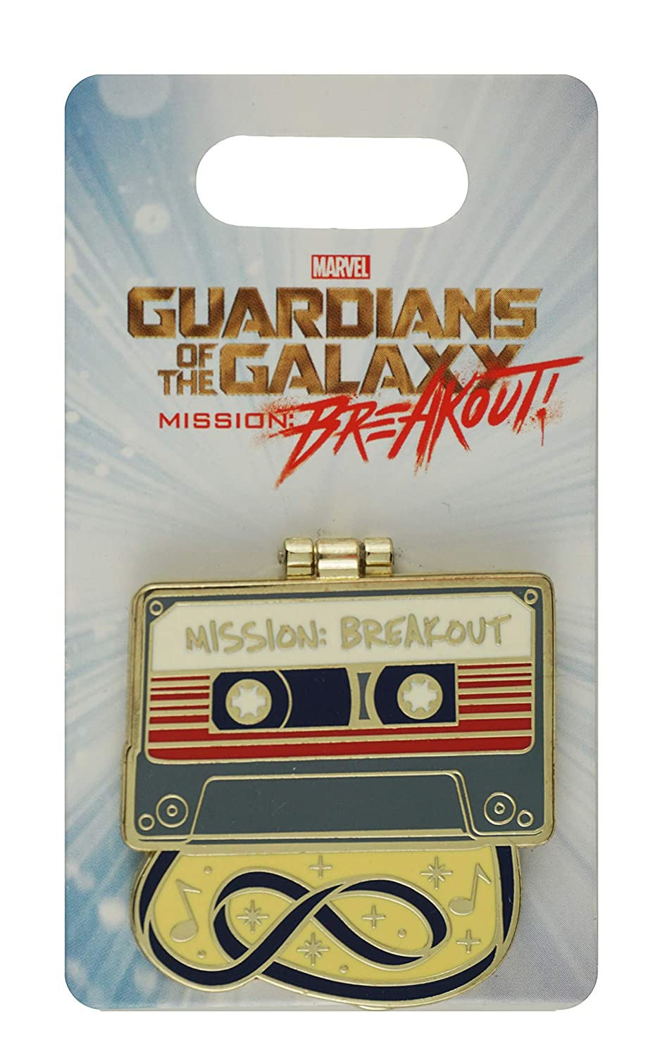 Disney Pin - DCA - Guardians of The Galaxy Mission: Breakout - Let's Boogie Groot