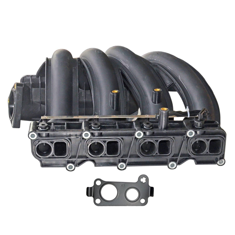 Amazon.com: Air Intake Maniford 6110901337 6110903637 Compatible For MERCEDES C/E Klasse W210 W203 S202: Automotive