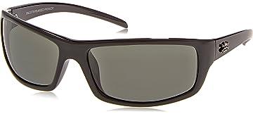 550935cb5e Amazon.com  Calcutta Steelhead Sunglasses (Black Frame
