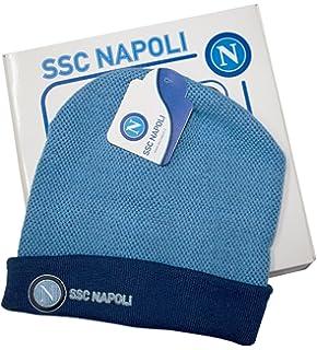 Cappello uomo NAPOLI - ENZO CASTELLANO rasta reversibile blu VL758 ... 398c69e15cfb