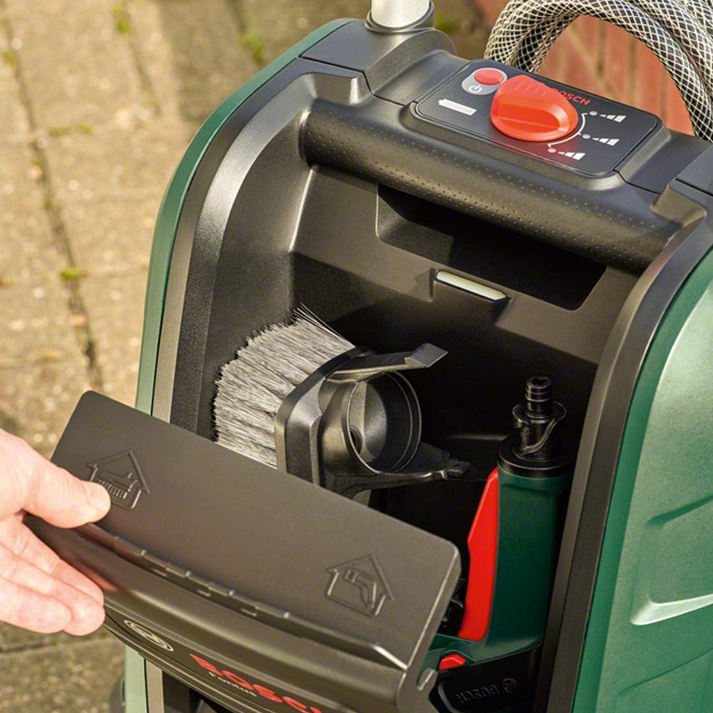 ohne Akku, 18 Volt System, max. Druck: 15 bar, 15 L Wassertank, im Karton Bosch Akku Outdoor Reiniger Fontus