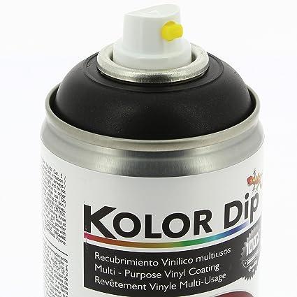 Kolor Dip Spain KD12001 Pintura en Spray con Vinilo Líquido ...