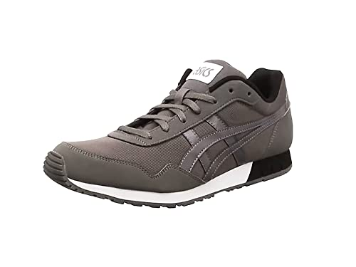 Womens Mens Unisex Grey Curreo Trainers Sneakers Shoes Size UK 10.5 asics