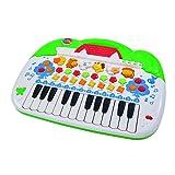 Simba 104018188 - ABC Tier-Keyboard 28x39cm