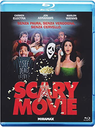 Scary Movie Saga (2000-2013) 5xBluray 1080p AVC Ita Multi DTS-HD 5.1 MA TRL