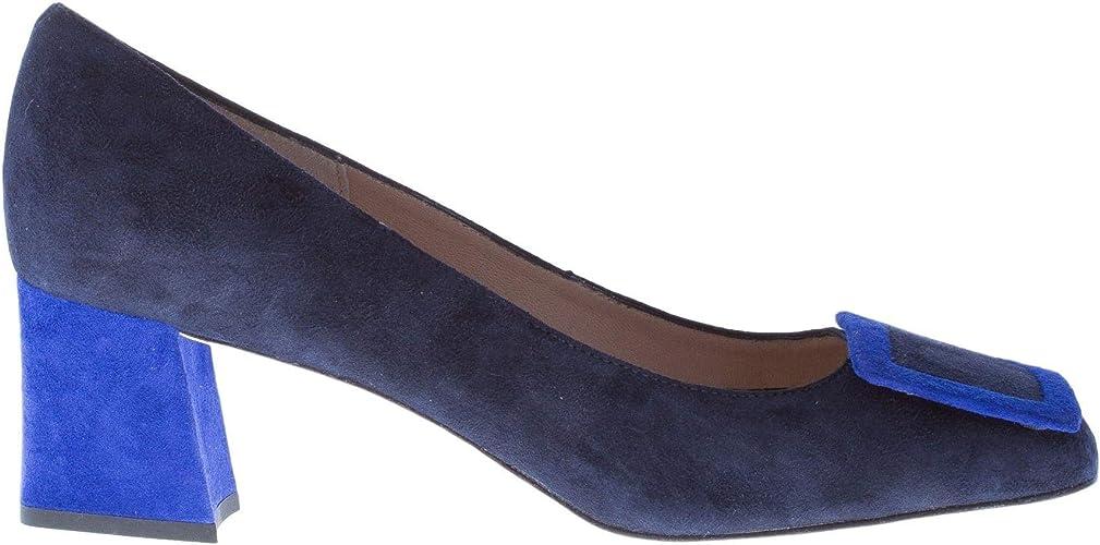 Forum amaro Marchio  IL BORGO FIRENZE Decolletè in camoscio Blu con Fibbia e Tacco Blu Elettrico.  Tacco 5,5 cm Color Blu Size 37: Amazon.it: Scarpe e borse