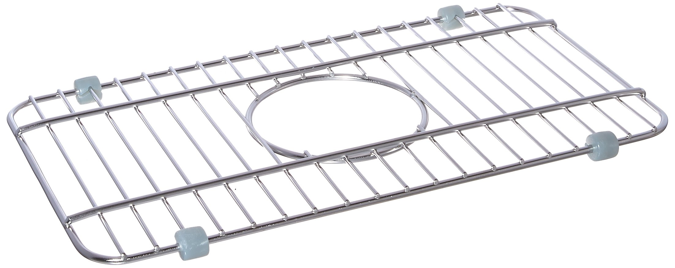Kohler Iron/Tones Smart Divide Stainless Steel Small Sink Rack