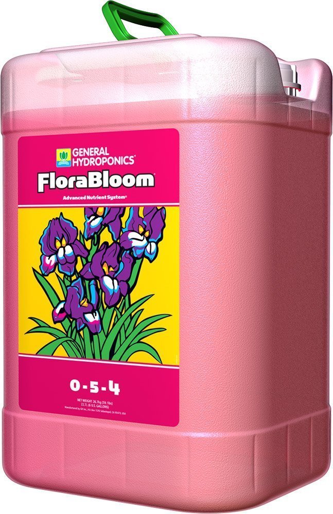 General Hydroponics FloraBloom, 6 Gallon