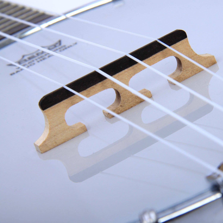 banjolele banjo ukulele mahogany closed back banjo uke in