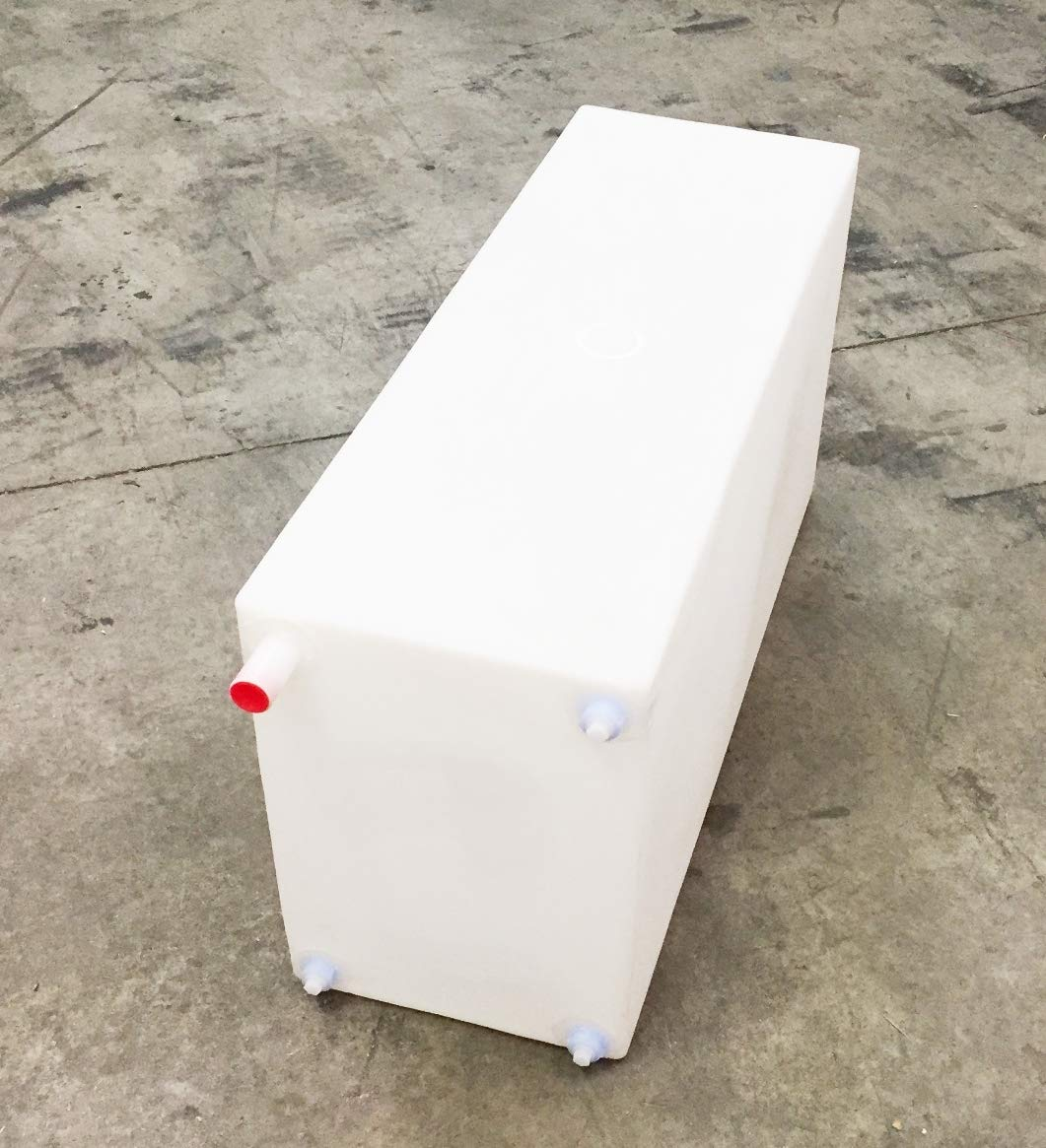 A.A Fresh and Gray Water Holding Tank | Combo Pack | RV Water Holding Tanks | Camper Holding Tanks - BPA Free (30 Gallon & 42 Gallon) by A.A (Image #1)