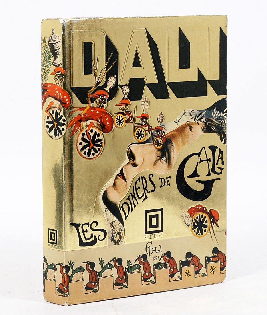 Read Online LES DINERS DE GALA by Salvador Dali les diners de gala Dali (English edition) pdf epub
