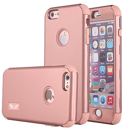 pink iphone 6 case shockproof