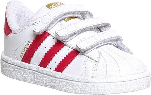 adidas Superstar 2 CMF I ADIKIDS WHT BLK, Chaussures de