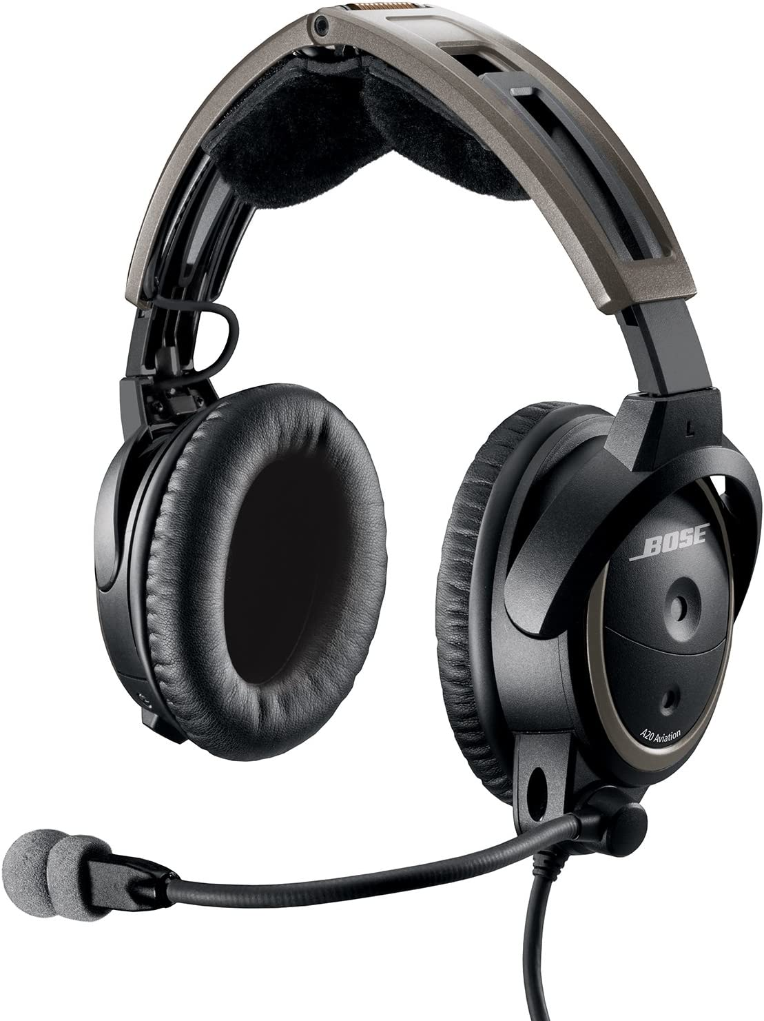 A20 Aviation Wireless Headset for