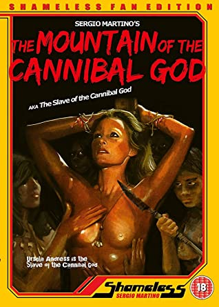 c6120e9b745ac The Mountain Of The Cannibal God  DVD   Amazon.co.uk  Ursula Andress ...