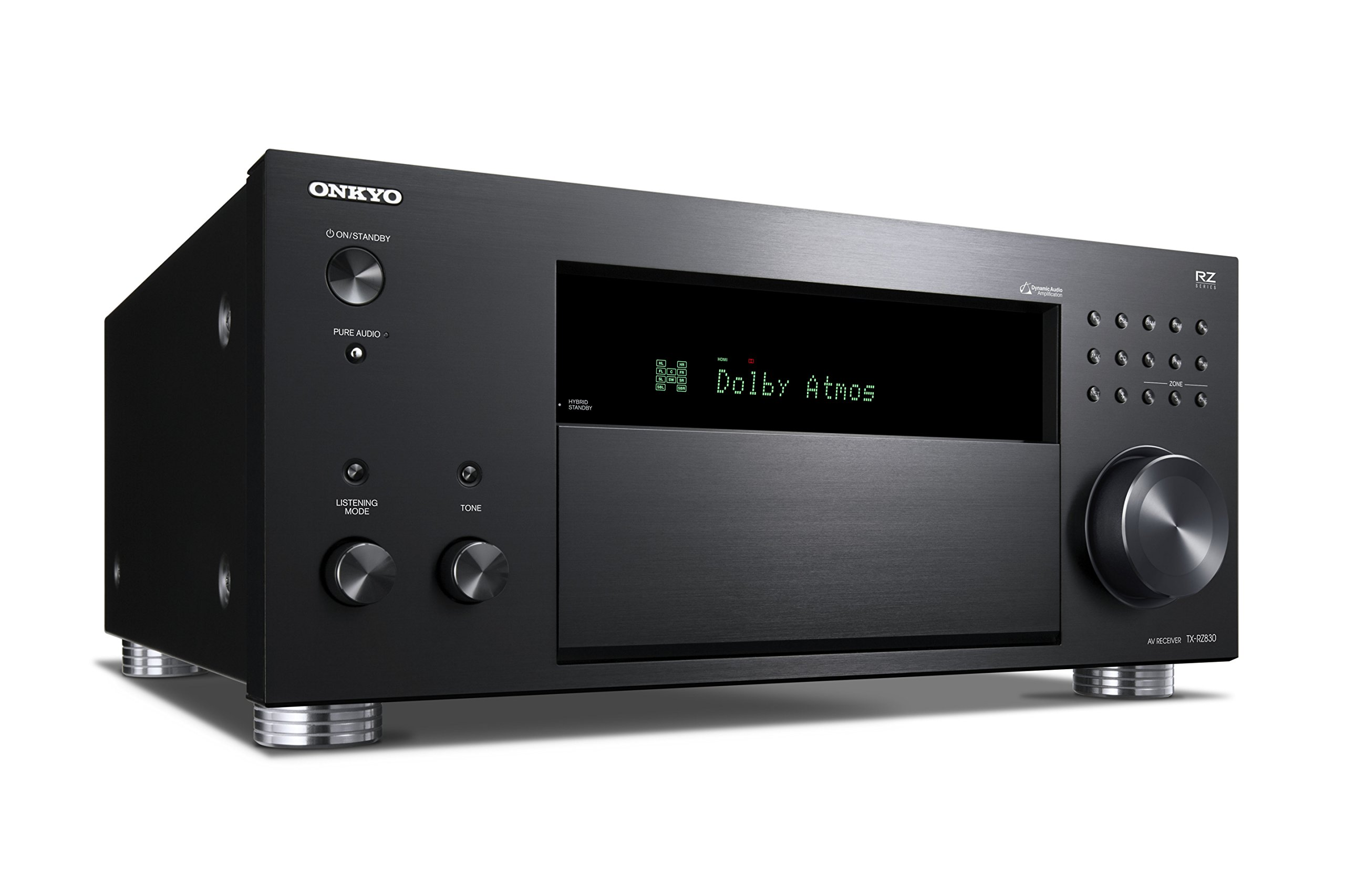 Onkyo TX-RZ830 9.2 Channel 4K Network A/V Receiver Black by Onkyo (Image #5)