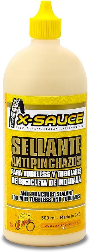X-Sauce A8487325000120 Sellante Anti Pinchazos para Tubeless ...