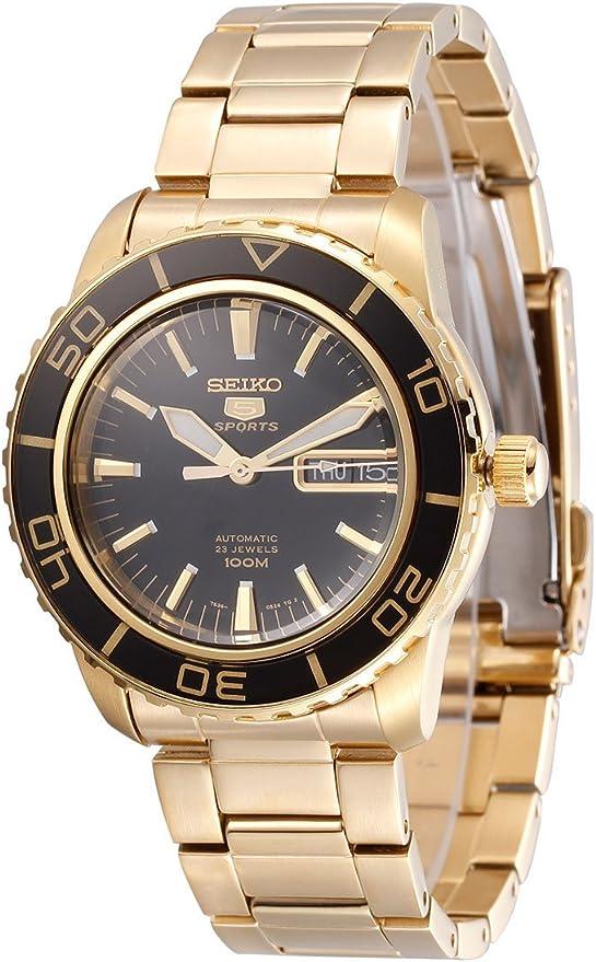 [セイコー]SEIKO 腕時計 5 AUTOMATIC オートマチック SNZH60K1 メンズ [逆輸入]