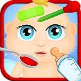 Baby Nurse Christmas - Virtual Kids Baby Doctor