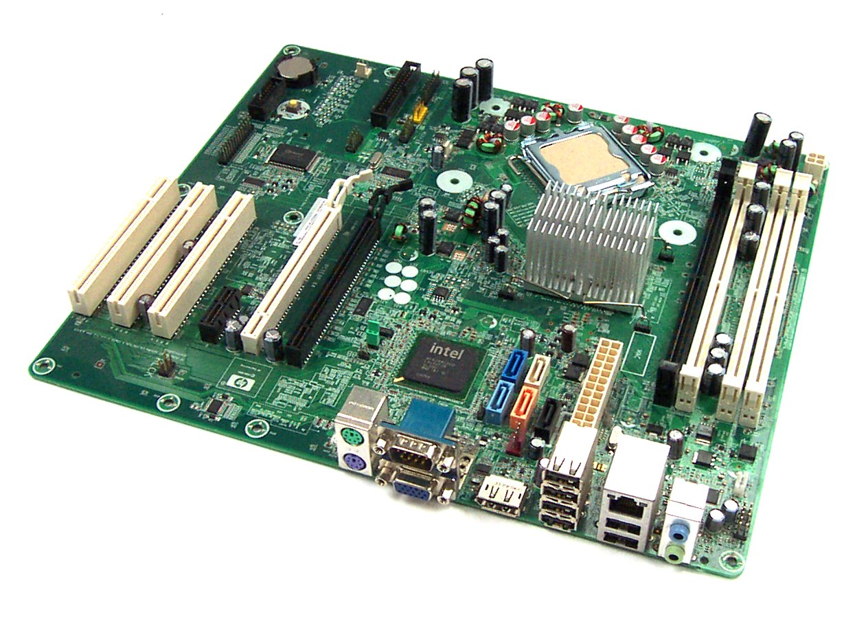 HP Compaq DC7900 Convertible Microtower Motherboard- 462431-001