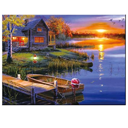 5D Diamond Painting kit DIY Crafts Set Paint with Diamonds Full Drill  Mosaic Art Pictures 3D be8a9b16b60a