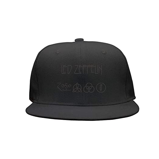 Dolorexri Snpaback Led-Zeppelin- Baseball Cap Trucker Hat at Amazon ... c5a1aeb084d