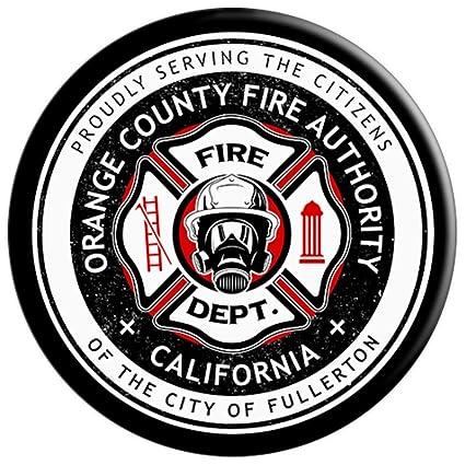 Amazon Com Fullerton California Orange County Fire Department