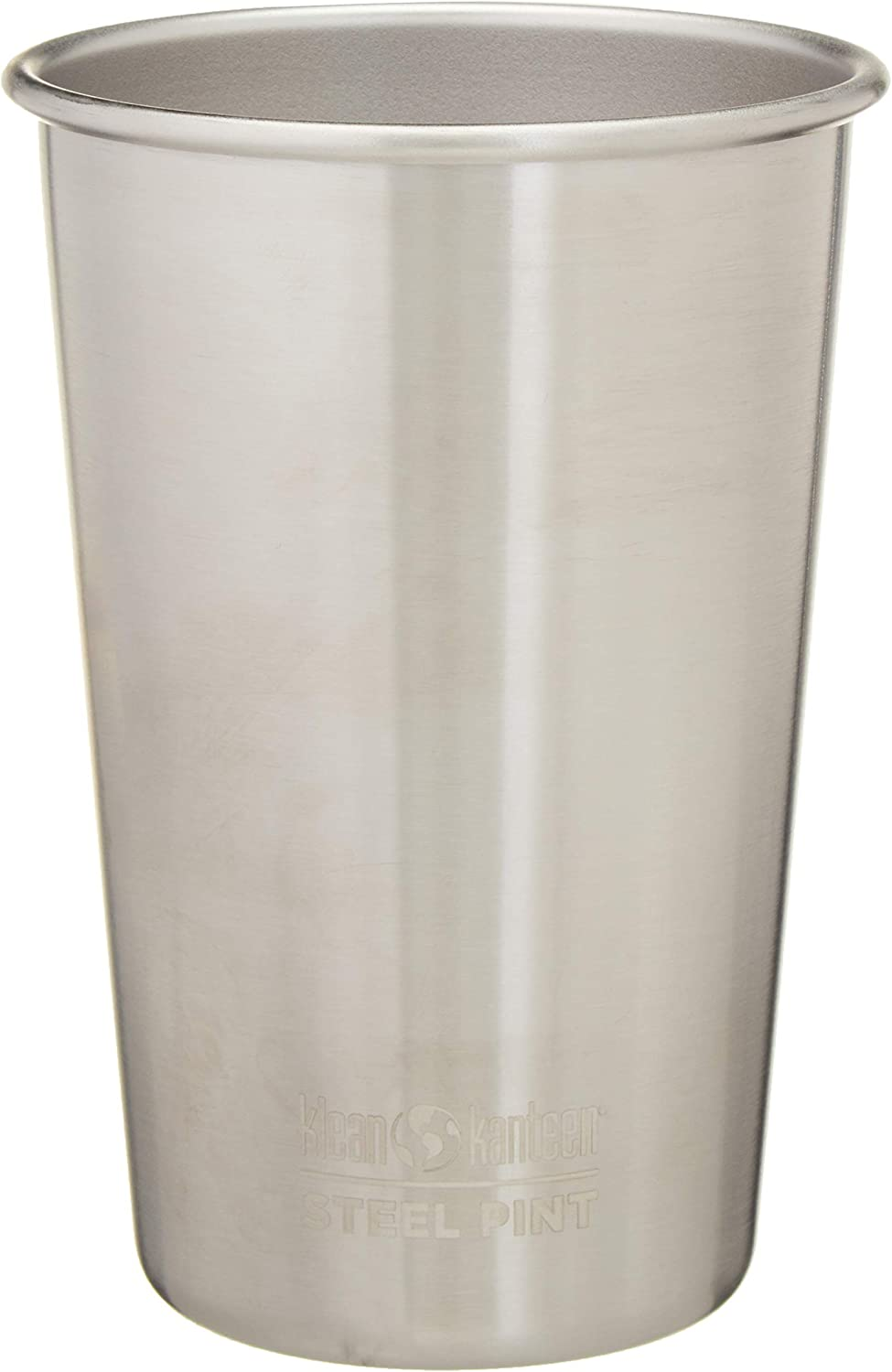 Klean Kanteen Single Wall Stainless Steel Cups, Pint Glasses in 10oz/16oz/20oz