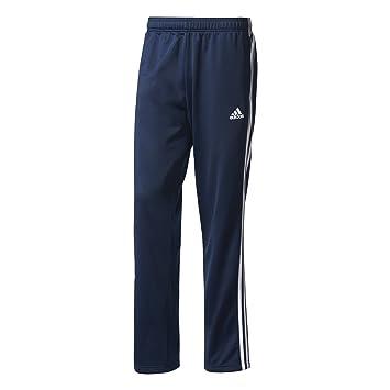 adidas ESS 3S R Tricot Pantalón, Hombre, Azul (Maruni/Blanco),
