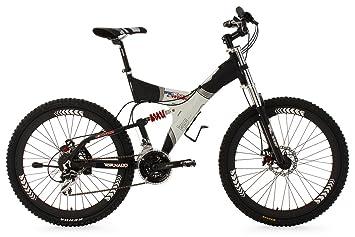 KS Cycling Bicicleta de montaña MTB 26