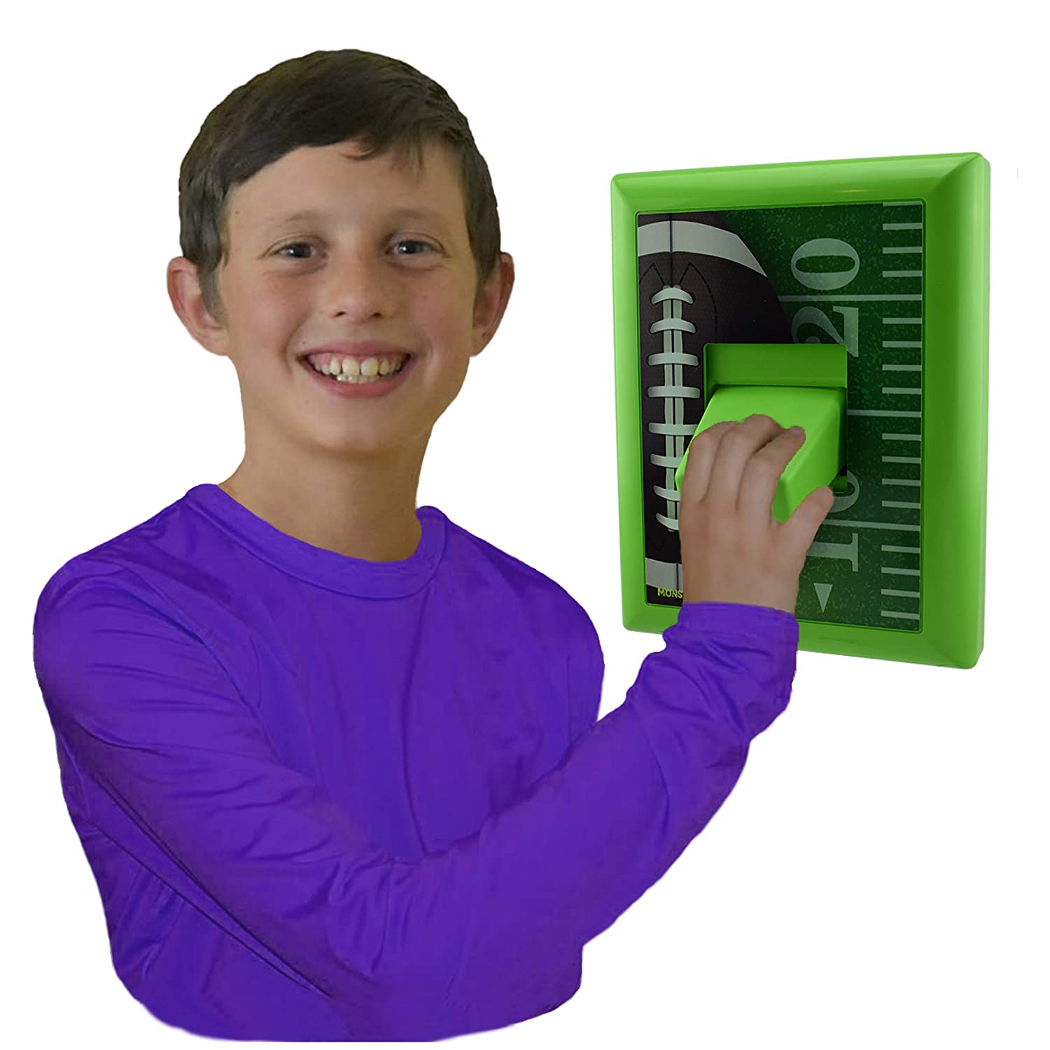 Amazon com: MonsterSwitch - Kids Love it - It's Huge, Fun and Unique