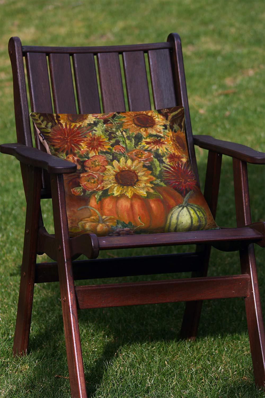 Amazon.com: Toland Home Garden 761278 Fall Burst - Funda de ...