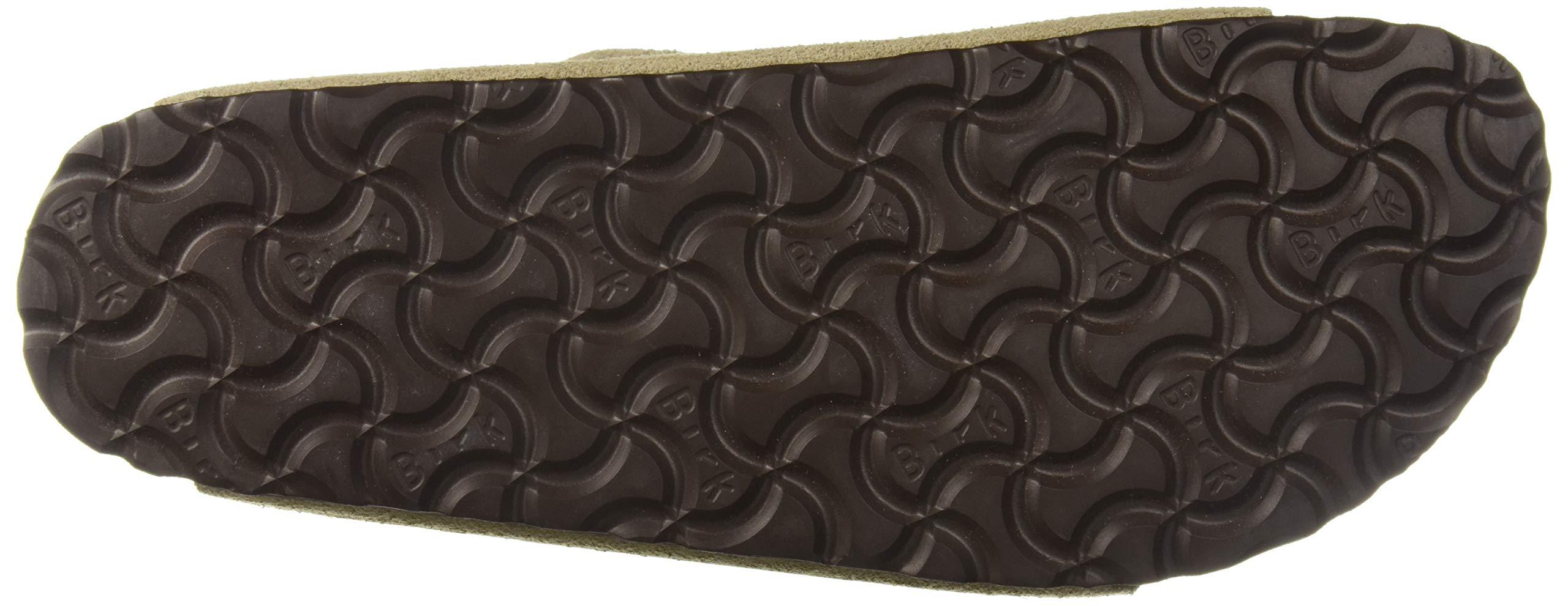 Birkenstock Arizona Soft Footbed Taupe Suede Regular Width - EU Size 35 / Women's US Sizes 4-4.5 by Birkenstock (Image #3)