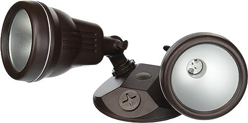 Acclaim FL50ABZ FloodLights Collection 2-Light Outdoor Light Fixture, Architectural Bronze