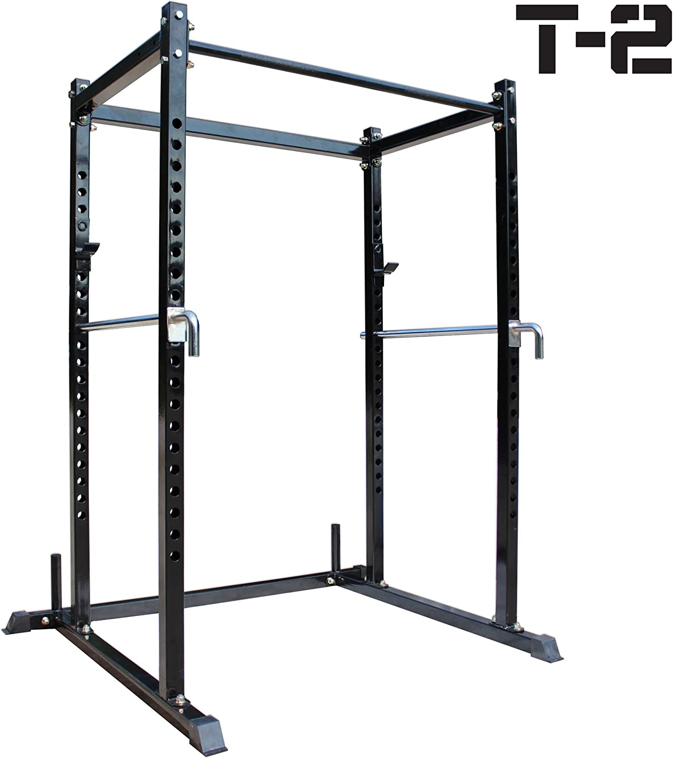 TITAN FITNESS Short Power Rack T-2 Series Weightlifting Equipment