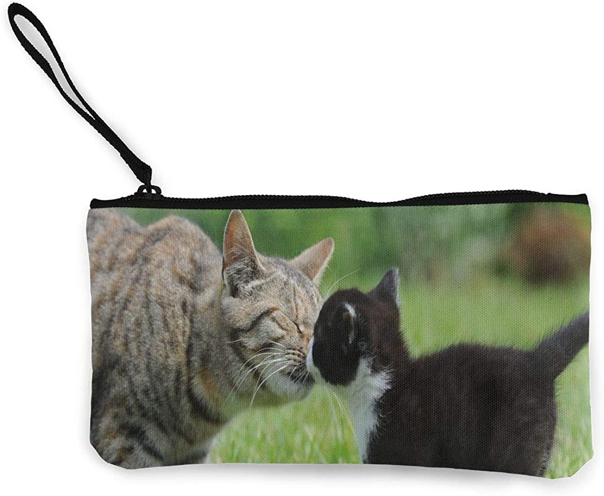 Coin Purse Kitten With Love...