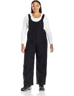 6cf46e7731 Amazon.com  White Sierra Toboggan Insulated Pant - Extended Sizes ...