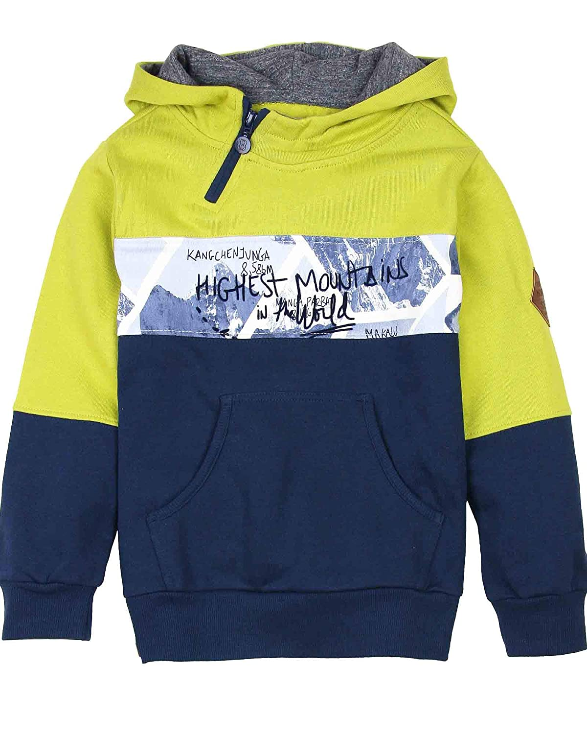 Boboli Boys Two Colour-Way Sweatshirt, Sizes 4-16