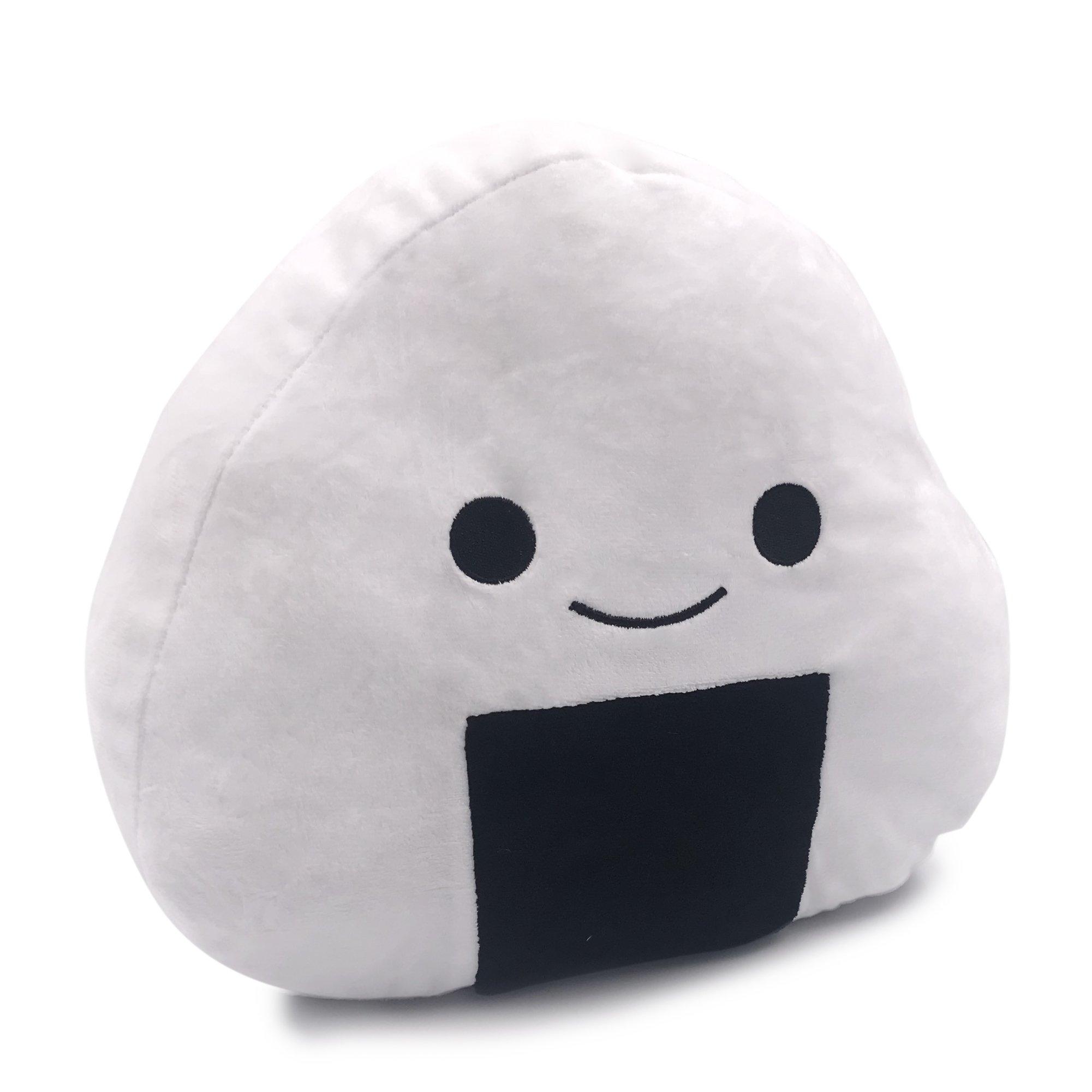 PLUSH TOY WuKong Creative 11.8'' Japanese Rice Sushi Cushion Pillow