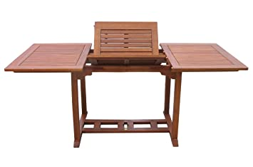 Sam Gartentisch 150 200 X 90 Cm France Klappbar Akazien Holz Fsc