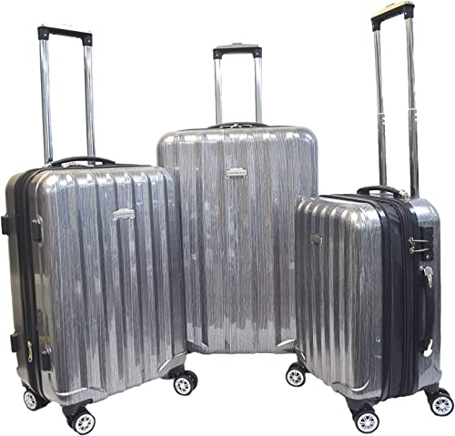 Karriage-Mate Hardside Expandable Luggage
