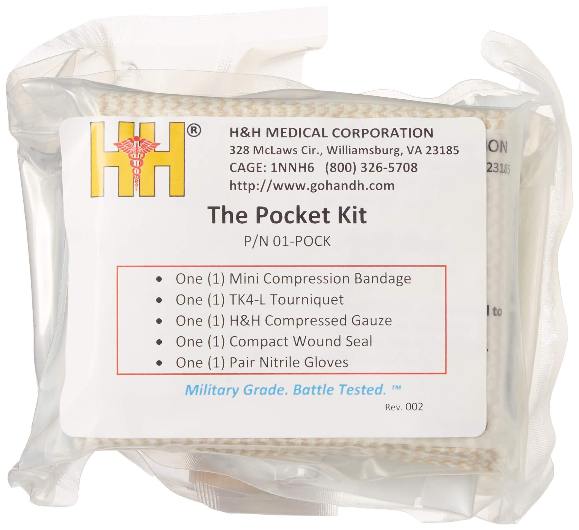 NcStar Compact Trauma Kit 1 Black by NcSTAR (Image #3)