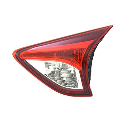 TYC 17-5427-00-1 Compatible with MAZDA CX-5 Replacement Reflex Reflector: Automotive