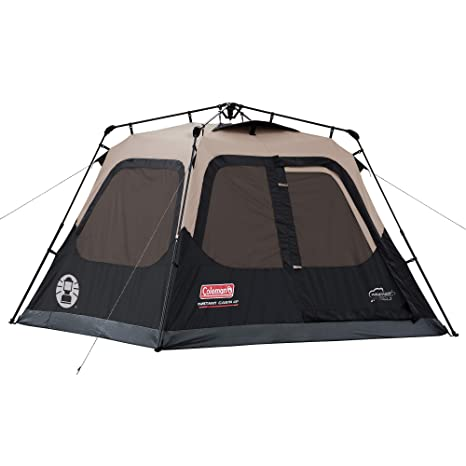 Review Coleman Instant Cabin