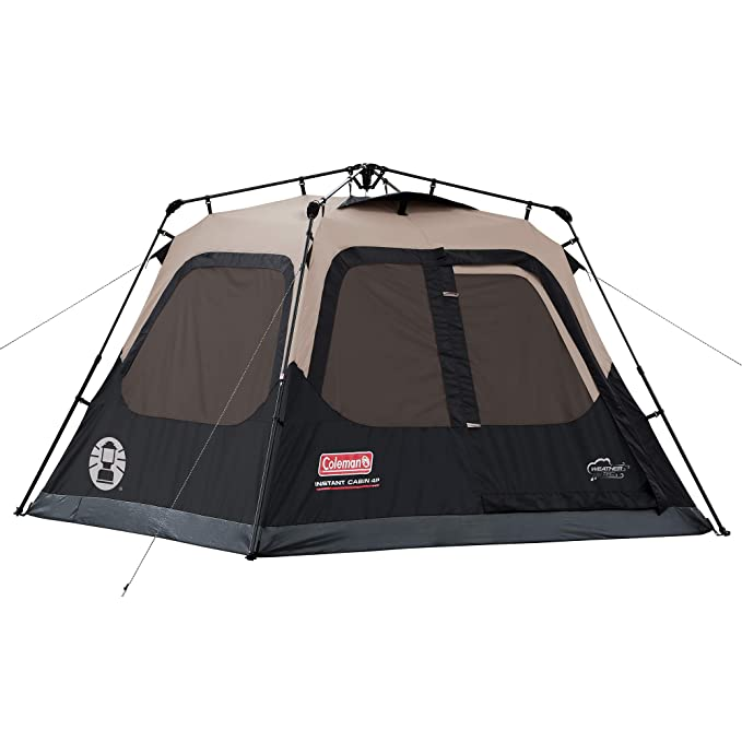Best Camping Gear  : Coleman Instant Cabin
